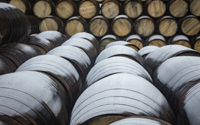 Frosted Casks